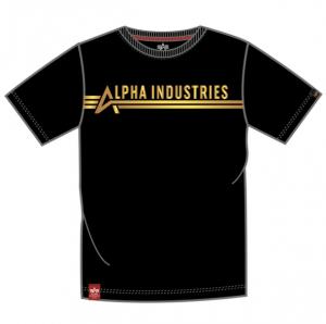 Alpha Industries T Foil Print