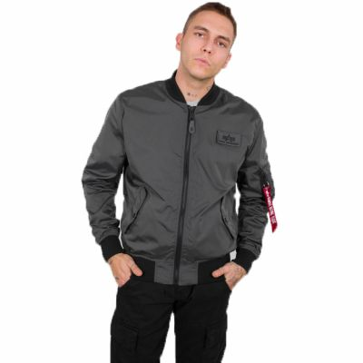 Alpha Industries MA1 TTC (greyblack)