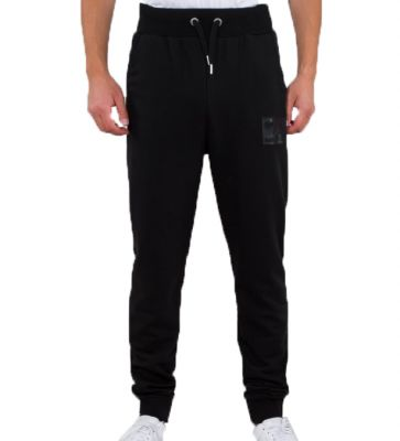 Alpha Industries Rubber Patch Jogger (black)