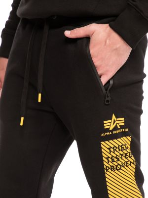 Alpha Industries Safety Line Jogger (black)