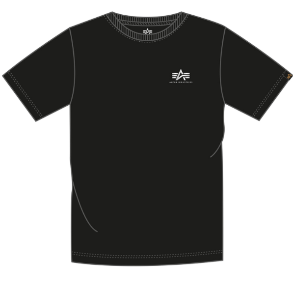 Alpha Industries Basic T Small Logo FP