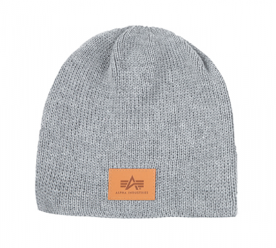 Alpha Industries Knit Beanie