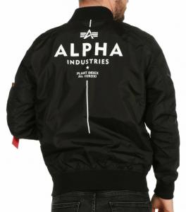 Alpha Industries MA-1 TT Glow In The Dark