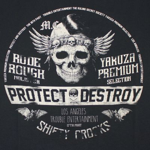 Yakuza Premium triko YPS 3018