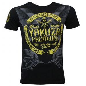 Yakuza Premium triko YPS 3020 (black)