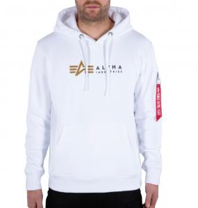 Alpha Industries Alpha Label Hoody