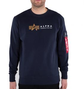 Alpha Industries Alpha Label Sweater