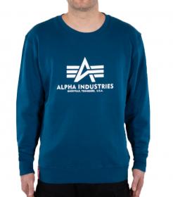 Alpha Industries Basic Sweater (Naval blue)