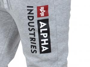 Alpha Industries Alpha Block-Logo