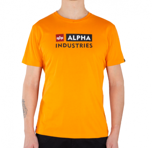 Alpha Block-Logo T