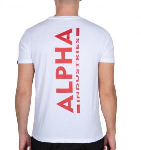 Alpha Industries Backprint T