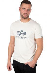 Alpha Industries pánské triko Basic T (béžová) | L, XL