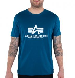 Alpha Industries Basic T (naval blue)