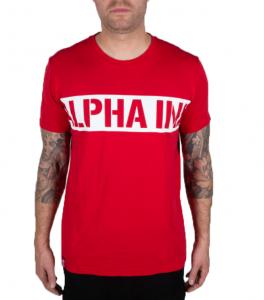 Alpha Industries Printed Stripe T