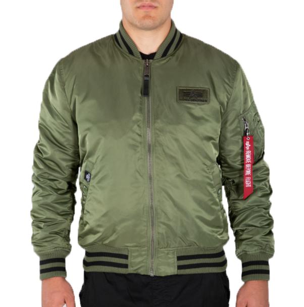 Alpha College Jacket FN