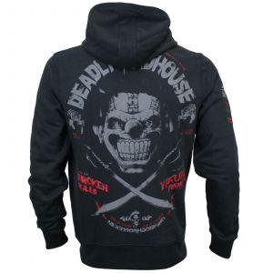 Yakuza Premium sweater ziphoody YPHZ 3126 (black)