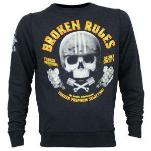 Yakuza Premium sweater YPSS 3123 A (black)