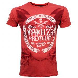 Yakuza Premium triko YPS 3020 (red)