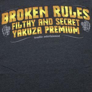 Yakuza Premium triko YPS 3100