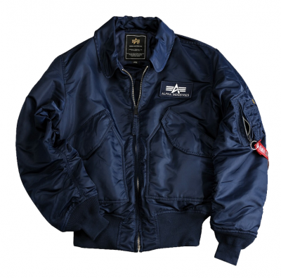 Alpha Industries CWU 45 modrá (repl. blue)