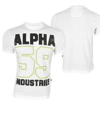 Alpha Industries triko T Print 11