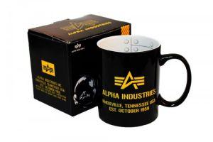 Alpha Industries hrnek černý