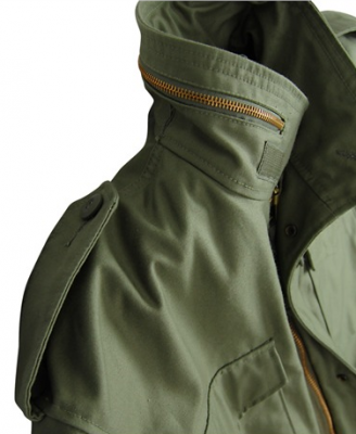 Bunda Alpha Industries M-65 parka olivová