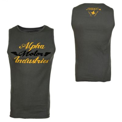 Alpha Industries tílko Bike Tank - Etappa