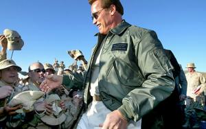 Arnold Schwarzenegger | CWU