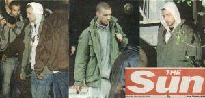 Justin Timberlake v bundě M-65