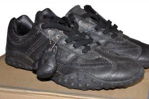 Lonsdale boty Hampton černé Lonsdale - London