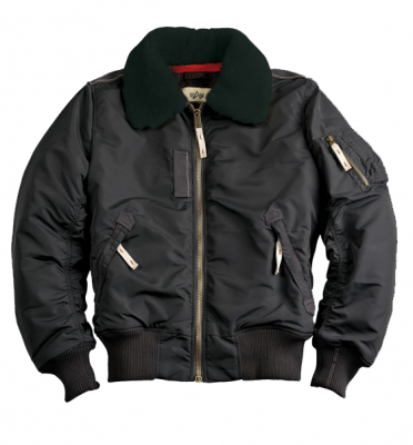 Bunda Alpha Industries Injector III (black)