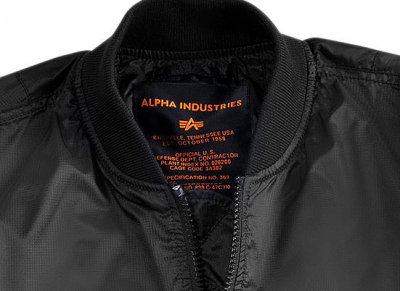 Bunda MA 1 RS Alpha Industries