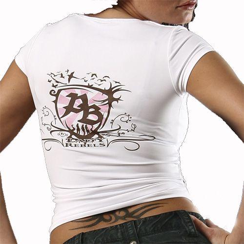 Pit Bull bílé tričko MTR 01489 Pit Bull Germany