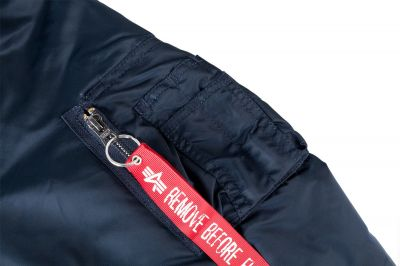 Alpha Industries MA1 repl. blue 100101-07