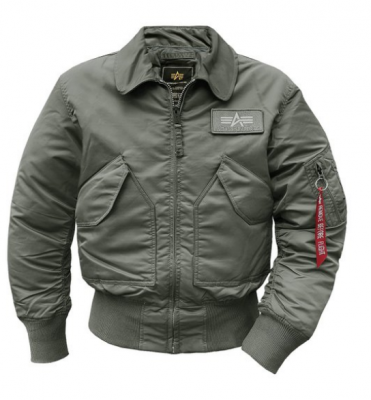 Alpha Industries CWU 45 repl. grey