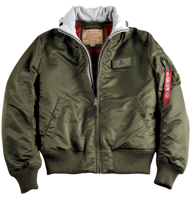 Alpha Industries MA1 D-TEC Dark Green