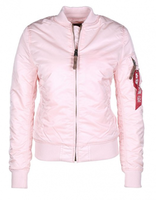 Dámská bunda Alpha Industries MA-1 VF 59 Wmn light pink
