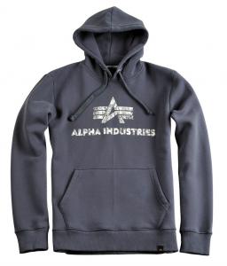 Alpha Industries mikina Logo Vintage Hoody