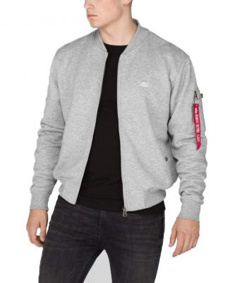Alpha Industries mikina X-fit Sweat Jkt MA-1