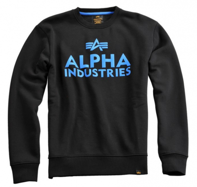 Alpha Industries mikina Foam Print