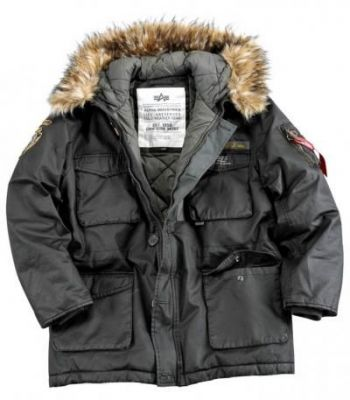 Bunda Alpha Industries Mountain Rescue Parka