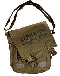 Alpha Industries taška Utility olivová