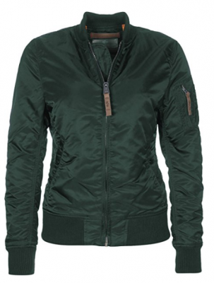 Alpha Industries dámská  MA1 VF 59 Wmn Dark petrol