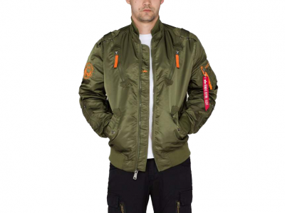 Pánská bunda Alpha Industries Falcon II Dark green - Etappa