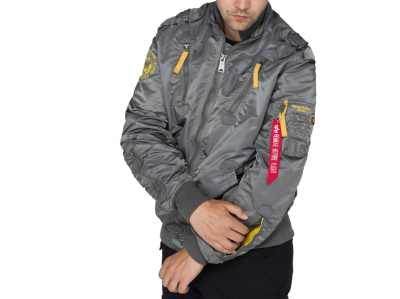 jarní bunda alpha industries