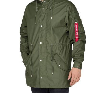 Pánská bunda Alpha Industries Fishtail Raincoat