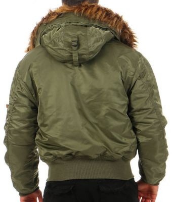 Alpha Industries 45P Hooded
