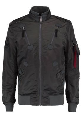 Pánská bunda Alpha Industries Falcon II Greyblack