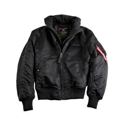 Alpha Industries MA-1 D-TEC SE black/black